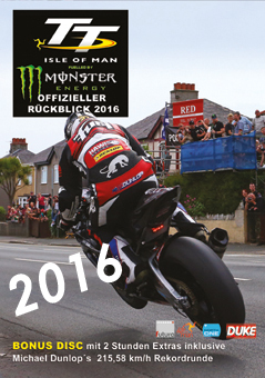 DVD Tourist Trophy 2016