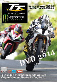 DVD Tourist Trophy 2014
